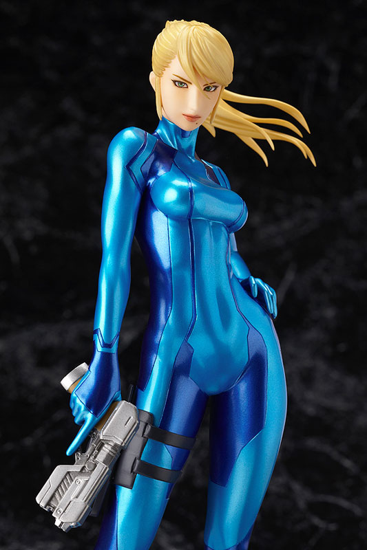 Preview | Max Factory: Samus Aran Zero Suit Ver. (5)