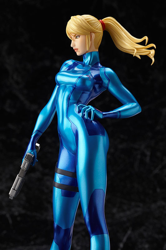 Preview | Max Factory: Samus Aran Zero Suit Ver. (4)