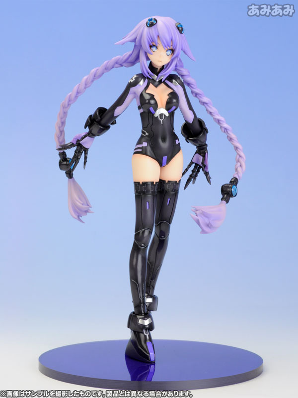 Preview | quesQ: Purple Heart (Hyperdimension Neptunia) (18)