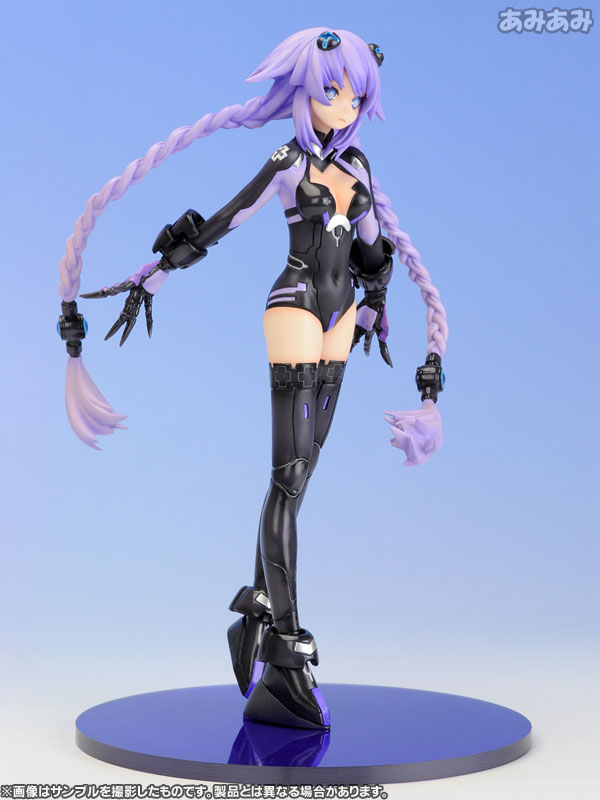 Preview | quesQ: Purple Heart (Hyperdimension Neptunia) (17)