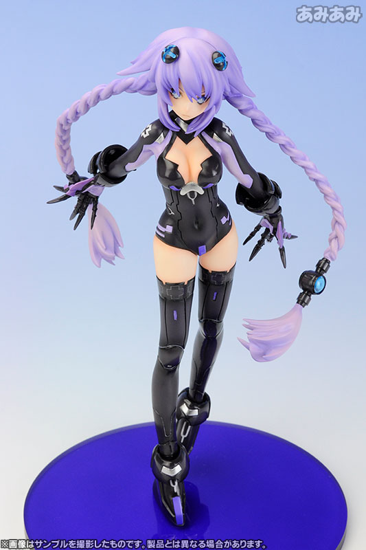 Preview | quesQ: Purple Heart (Hyperdimension Neptunia) (7)