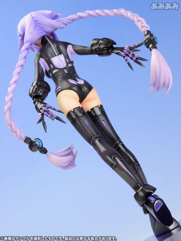 Preview | quesQ: Purple Heart (Hyperdimension Neptunia) (3)