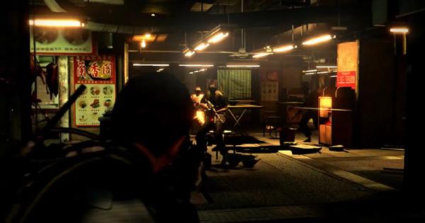 Resident Evil 6 Debut Trailer (2)
