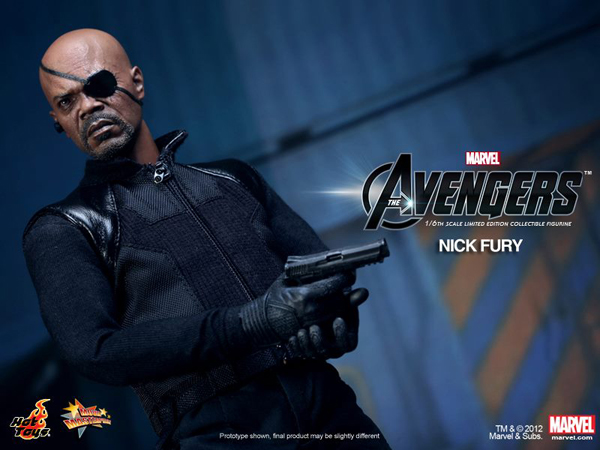 Preview | Hot Toys: Nick Fury (14)