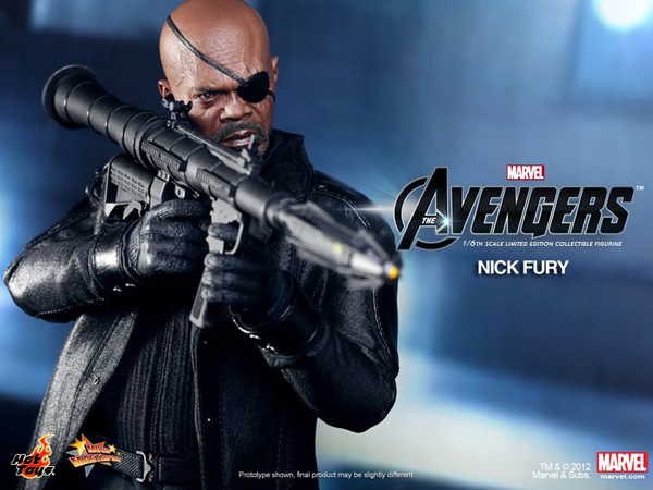 Preview | Hot Toys: Nick Fury (11)
