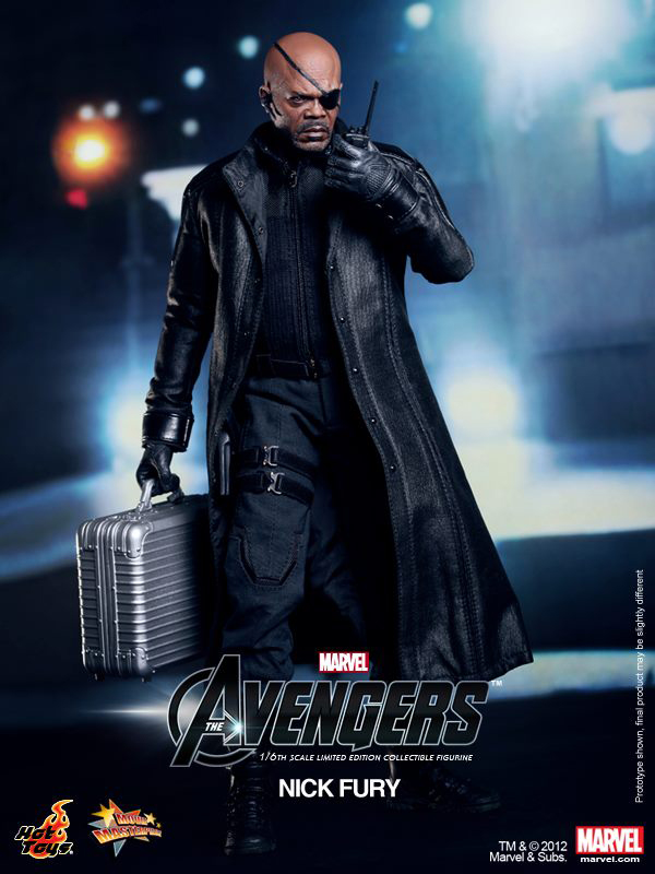 Preview | Hot Toys: Nick Fury (3)
