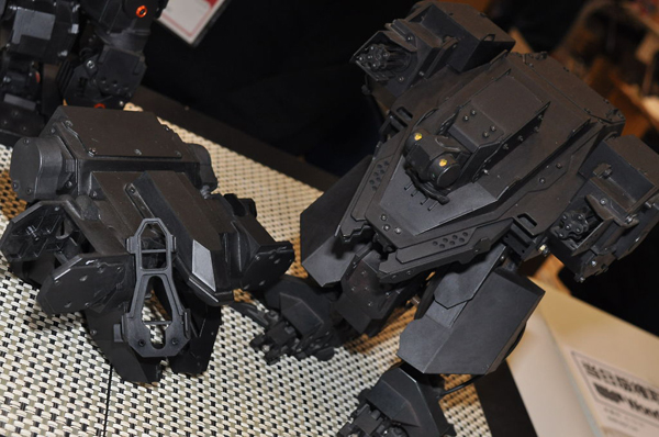 Report | Wonfes 2012 Winter: Garage Kits (44)