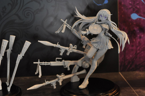 Report | Wonfes 2012 Winter: Garage Kits (38)