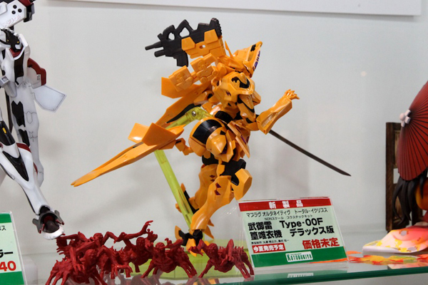 Report | Wonfes 2012 Winter: Kotobukiya (64)