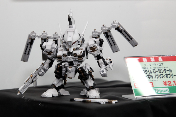 Report | Wonfes 2012 Winter: Kotobukiya (40)