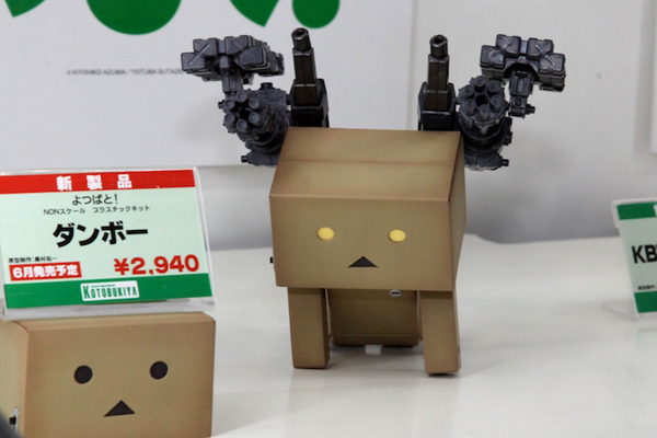 Report | Wonfes 2012 Winter: Kotobukiya (13)