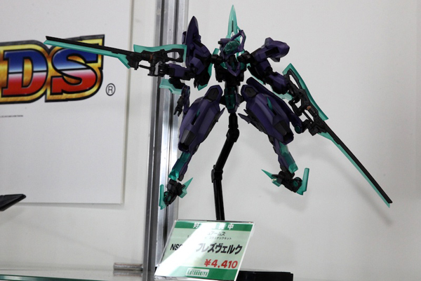 Report | Wonfes 2012 Winter: Kotobukiya (2)