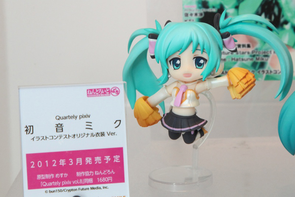Report   Wonfes 2012 Winter: Good Smile Company (83)