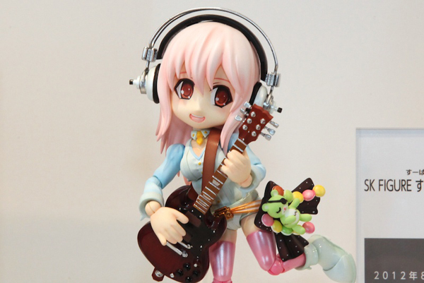 Report   Wonfes 2012 Winter: Good Smile Company (2)