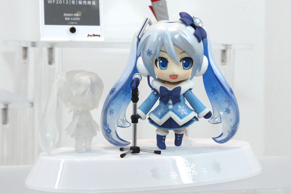 Report   Wonfes 2012 Winter: Good Smile Company (1)