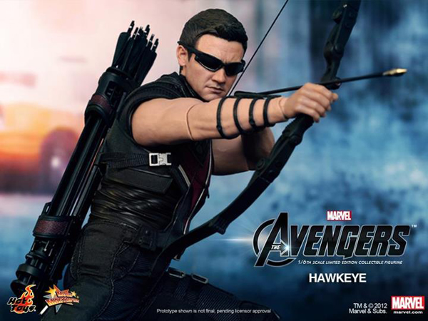 Preview | Hot Toys: Avengers Hawkeye (15)