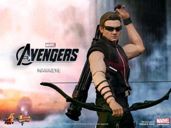 Preview | Hot Toys: Avengers Hawkeye (13)