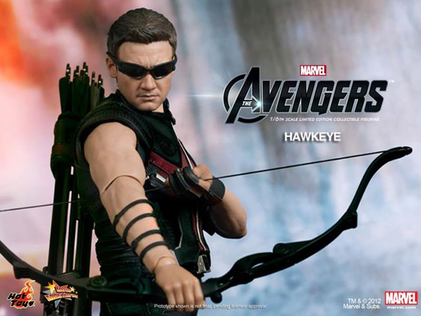 Preview | Hot Toys: Avengers Hawkeye (11)