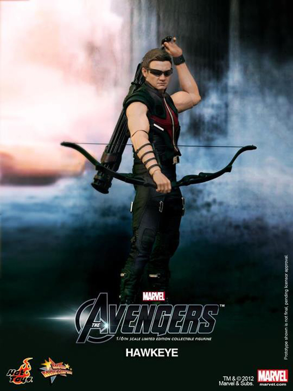 Preview | Hot Toys: Avengers Hawkeye (10)
