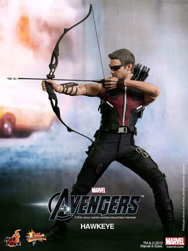 Preview | Hot Toys: Avengers Hawkeye (8)