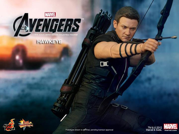 Preview | Hot Toys: Avengers Hawkeye (7)