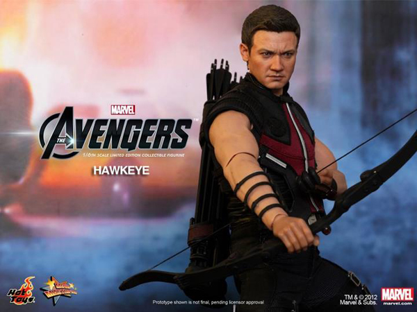 Preview | Hot Toys: Avengers Hawkeye (6)