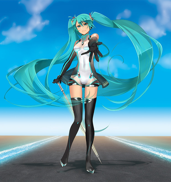 Preview | GSC: Racing Miku 2011 (2)