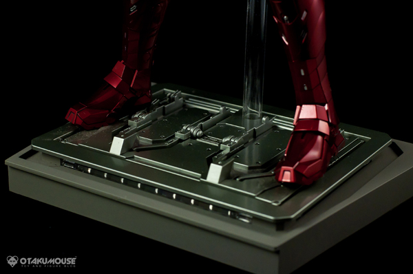 Review | Hot Toys: Ironman Mark V (45)