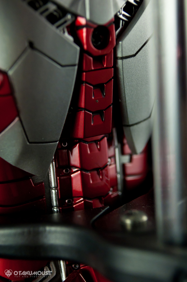 Review | Hot Toys: Ironman Mark V (18)