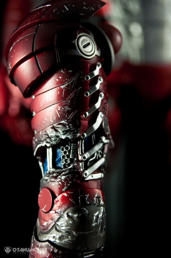 Review | Hot Toys: Ironman Mark V (9)