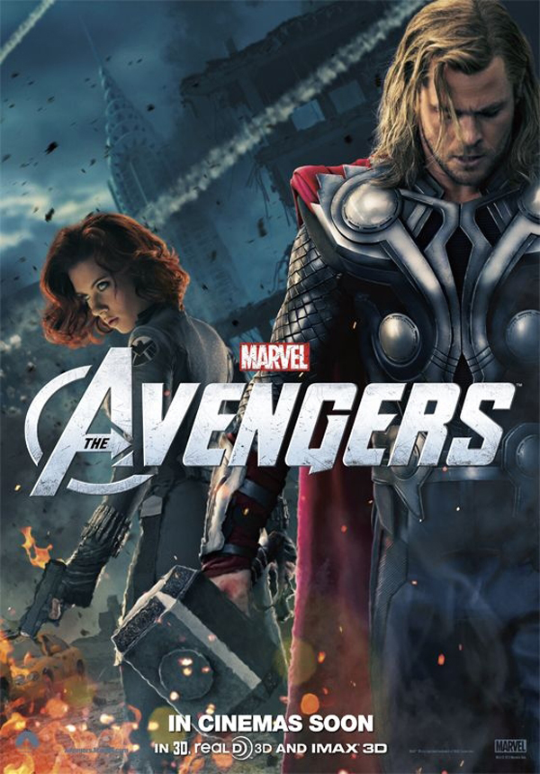 Avengers Character Posters (7)