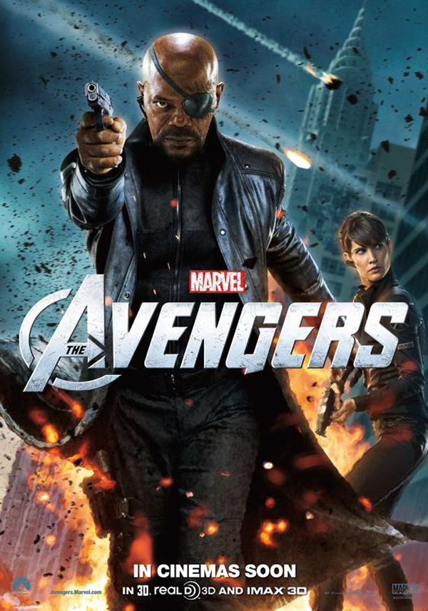 Avengers Character Posters (5)