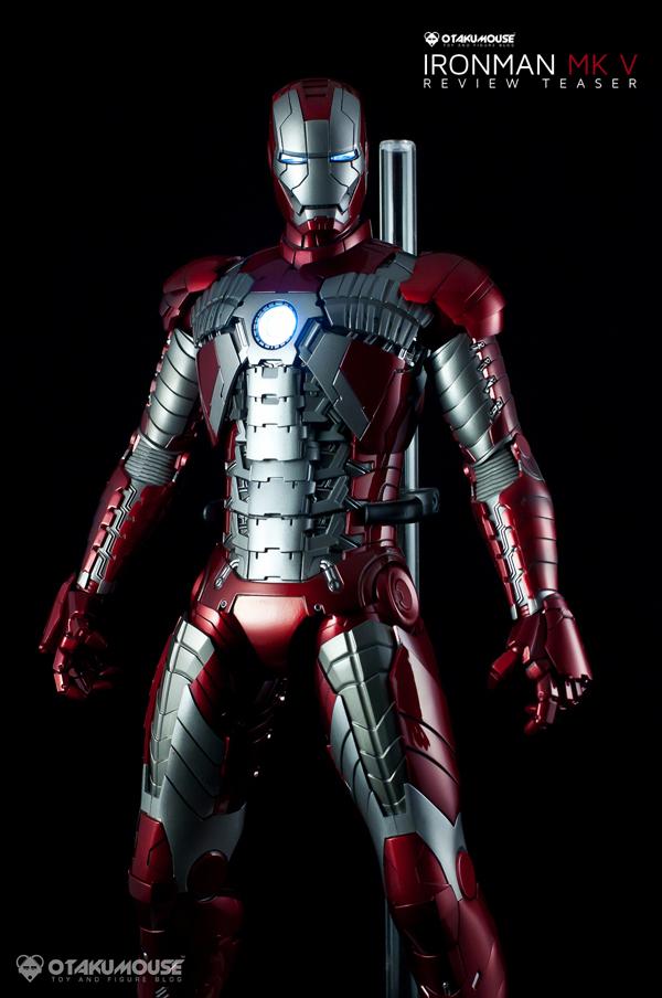 Review Teaser | Hot Toys: Ironman Mk V (1)