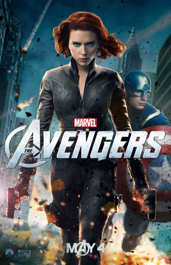 Avengers Character Posters (2)