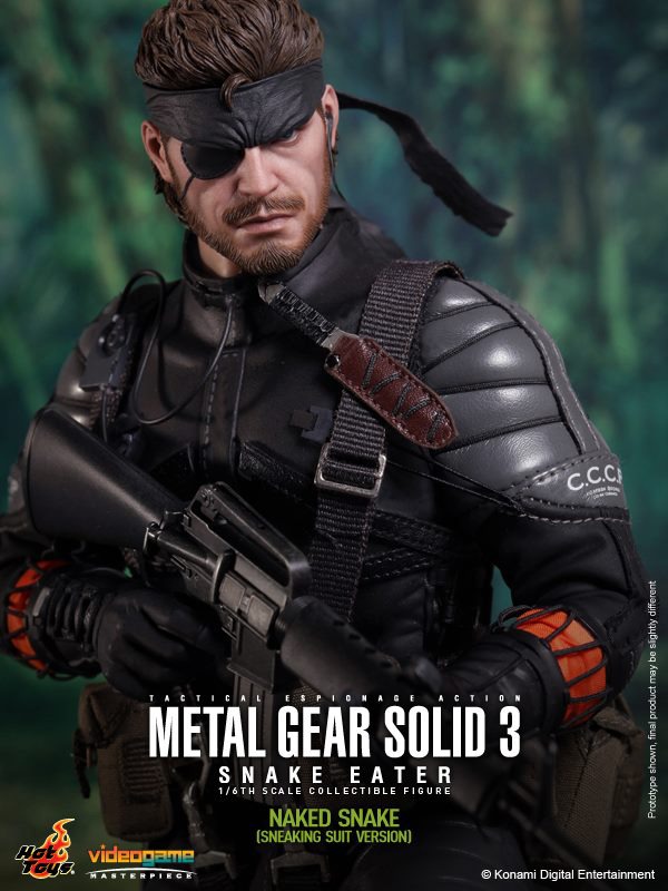 Preview | Hot Toys: Naked Snake (18)