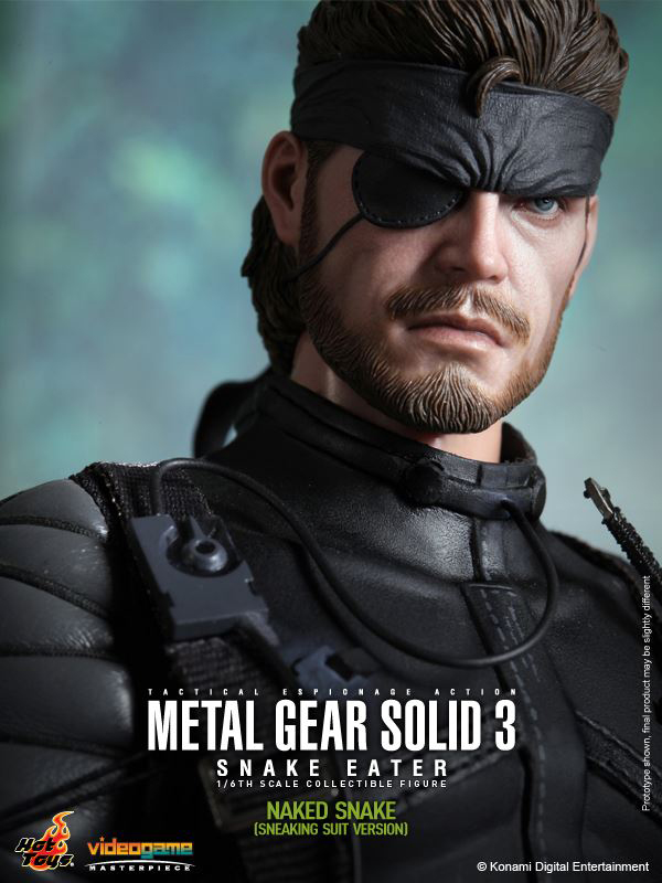 Preview | Hot Toys: Naked Snake (16)