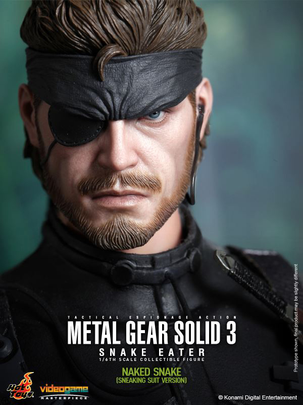 Preview | Hot Toys: Naked Snake (15)