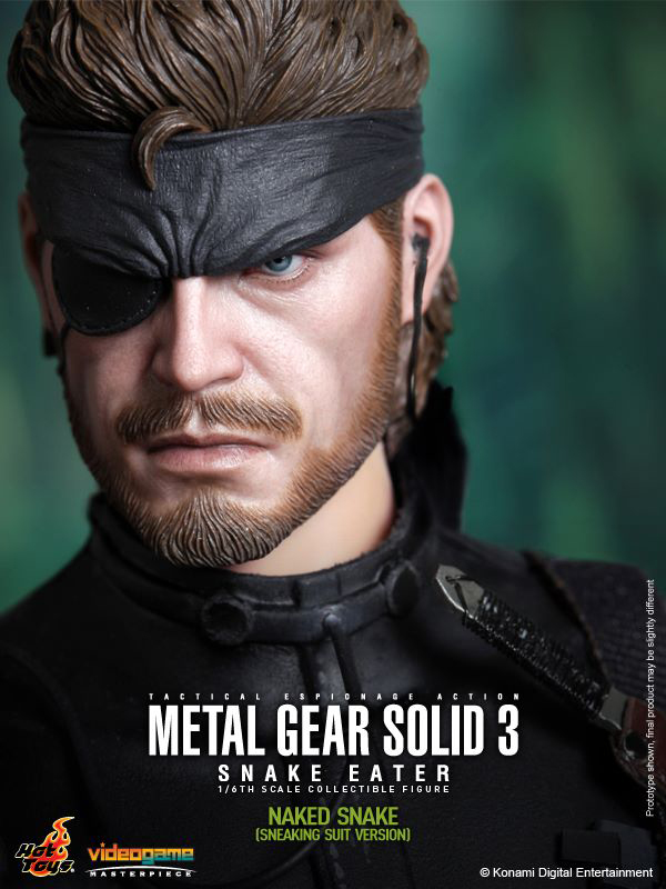 Preview | Hot Toys: Naked Snake (8)