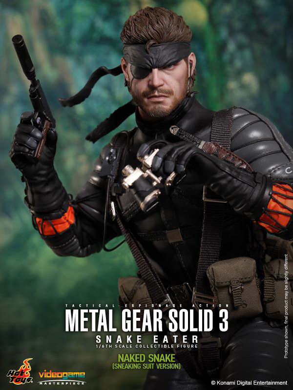 Preview | Hot Toys: Naked Snake (7)