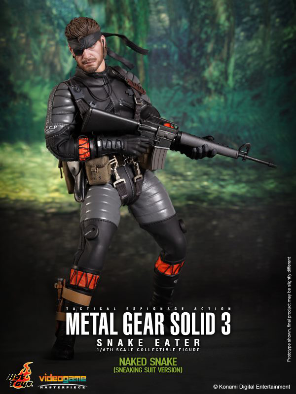 Preview | Hot Toys: Naked Snake (5)