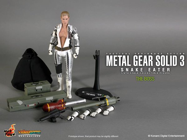 Preview   Hot Toys: The Boss (5)