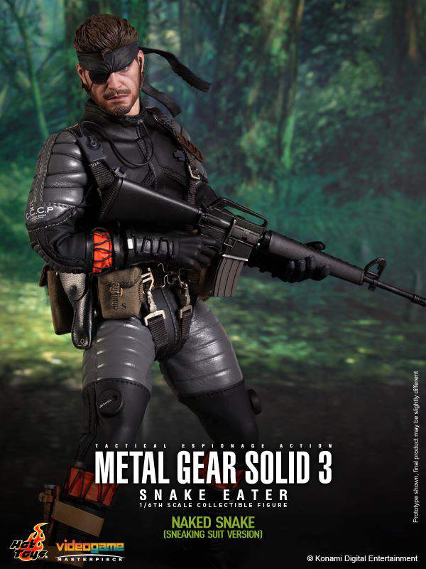 Preview | Hot Toys: Naked Snake (2)