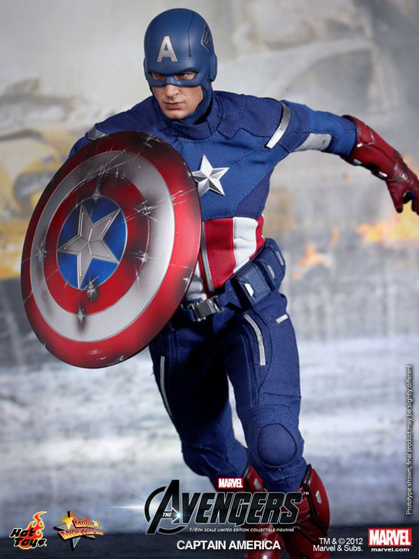 Preview | Hot Toys: Captain America (Avengers) (15)