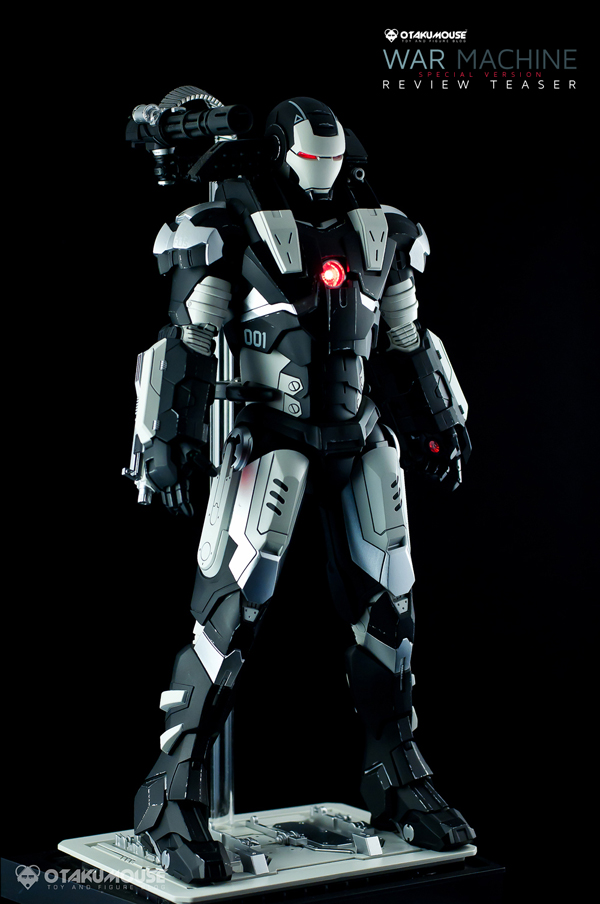 Review Teaser | Hot Toys: Warmachine (Special Version) (3)
