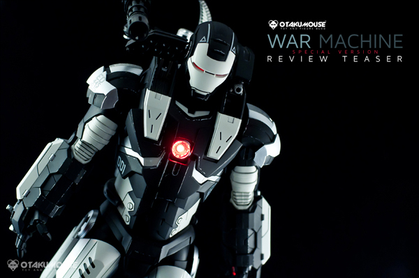 Review Teaser | Hot Toys: Warmachine (Special Version) (2)