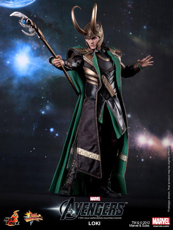 Preview | Hot Toys: Loki (16)