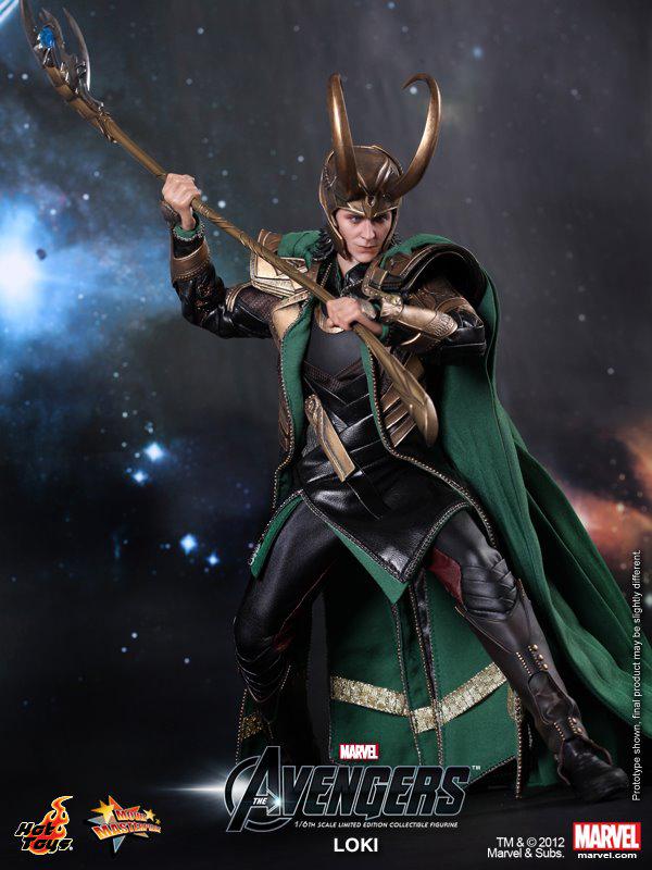 Preview | Hot Toys: Loki (15)