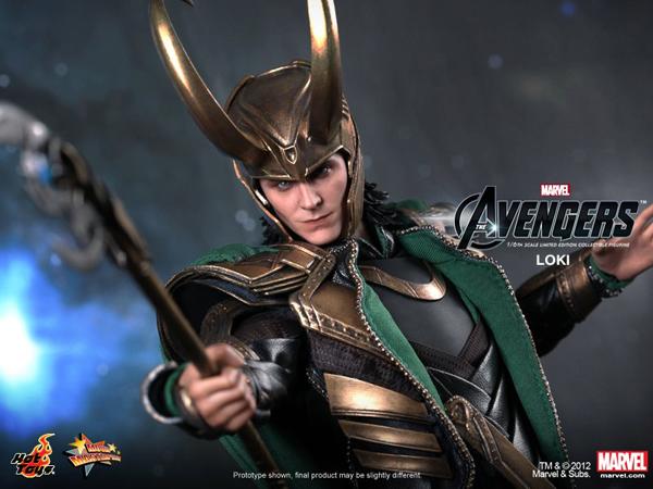 Preview | Hot Toys: Loki (14)