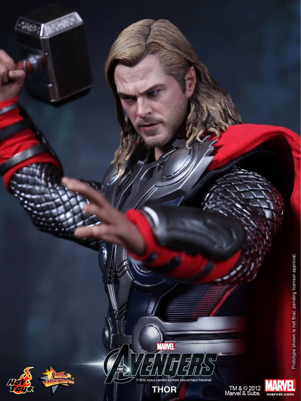 Preview | Hot Toys: Thor (18)