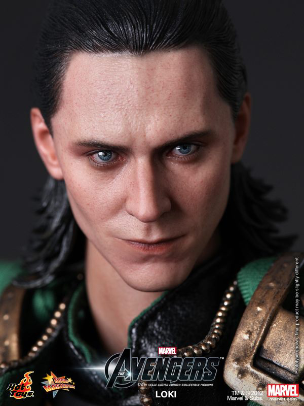 Preview | Hot Toys: Loki (13)